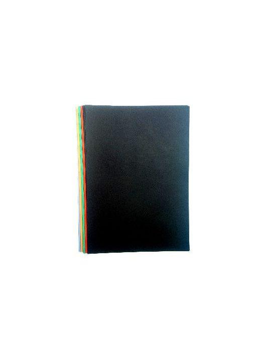 KARTON A/4 160 GR PASZTEL MIX KASKAD K16, 125 ÍV/CSOMAG